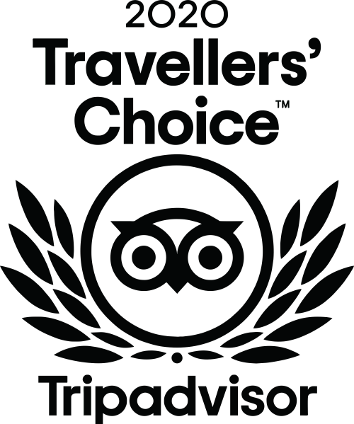 2020 Tripadvisor Travellers Choice